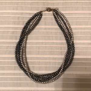 Silpada Pearl Layered Necklace